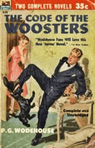 Cover of The Code of the Woosters