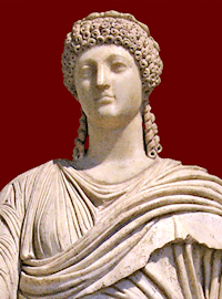 The empress poppaea