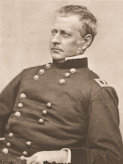 A portrait of General Hooker
