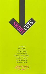 The cover of 'Short Cuts'