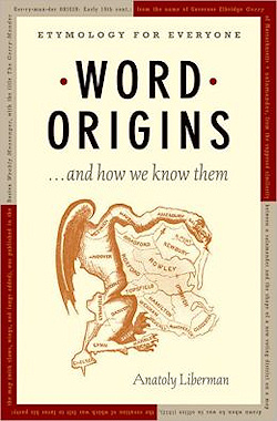 The cover of Word Origins and How We Know Them