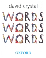 The cover of Words, Words, Words