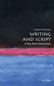 The cover of 'Writing and Script'